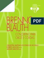 Encarte Brenno Blauth