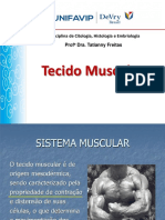 DeVry Tecido Muscular