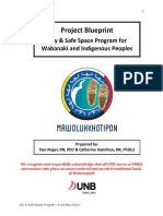 Ally Safe Space Program Blueprint v9 (20 May 2019)