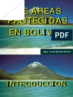 1-Introduccion-las Áreas Protegidas en Bolivia
