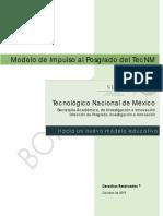 Modelo Posgrado