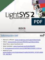 Capacitacion Lightsys 2 ARGENTINA