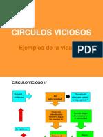CIRCULOS VICIOSOS