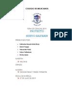 Proyecto Huevo Saltarin