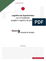 Módulo 9 Logistica Suprimentos Lei 8666