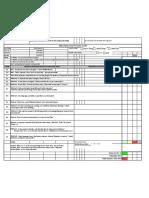 QAF12 Process Audit Rev 09