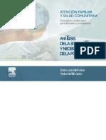 Presentación analisis de la situación y necesidades de salud de la población