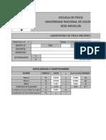 Práctica. Colisiones en Dos Dimensiones (1)