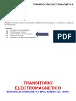 7. Prospección Electromagnética 2 Transitorio Electromagnético