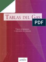 Tablas Del Gas