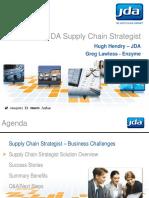 JDA Supply Chain Strategiest Hugh Hendry_SCS_L1
