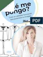 Qué Me Pongo - Valeria Parodi