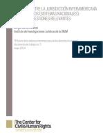 García Ramírez, Sergio - La Relación Entre La Jurisdicción Interamericana y Los Estados