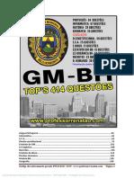 414 Questões GM BH 1