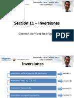 Diplomado cierre contable Inversiones y Otras Cuentas Del Pasivo