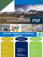 Gestión y Manejo de Residuos Sólidos 2015_V1. (Alpamarca)