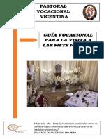 Guía Vocacional Para La Visita a Las Siete Iglesias