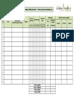 Formato 004 - Caracterizacion y Tipología de Parcelas