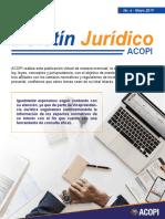 Boletin Juridico 6 2019