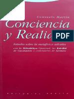 Conciencia y realidad (Māṇḍūkya Upaniṣad con la kārikā de Gauḍapāda y los comentarios de Śaṅkara)
