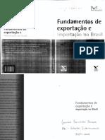 Fundamentos de Exportação e Importação