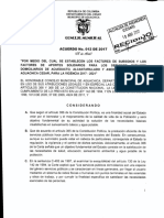 5209_acuerdo-No0122017.Pdfacuerdo Municipal de Subsidios