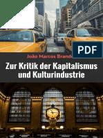 Zur Kritik der Kapitalismus und Kulturindustrie