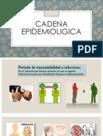 Cadena Epidemioligica