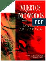 Paco Taibo II y Subcomandante Marcos - Muertos Incómodos