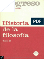 Historia de La Filosofia Teoria Marxista Leninista Tomo II