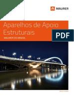 Aparelhos de Apoio Estruturais MAURER DO BRASIL