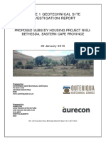 App D2 - Geotechnical Report