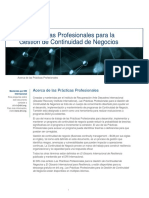Professional Practices 2017 Spanish