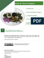 Elaboración de Vinos Ecológicos