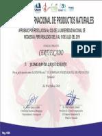 certificado simposio