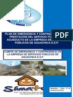 8855 Plan de Emergencia y Contingencia de Acueducto 2
