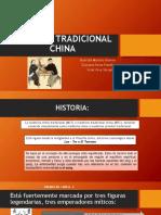 Medicina Tradicional Chinaa