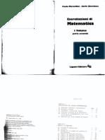 Carlo Sbordone - Esercitazioni Di Matematica Volume 1 Parte Seconda