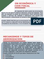Integracion Economica y Armonizacion Fiscal