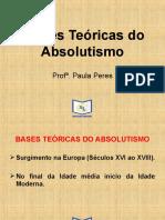 2 - Absolutismo