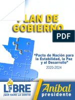 Plan de Gobierno - Libre