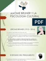 Jerome Bruner y La Psicología Cultural