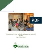 Informe  final Taller  Ruta de las Aves del Iguazú.pdf