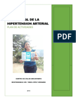 Dia Mundial de La Hipertension Arterial