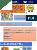 Plan de Exigencias de La Normativa Del Plan Haccp-Ing. Michel Aldana Huaranga