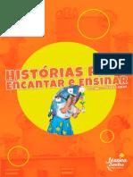 Histórias Para Encantar E Educar Jessica Santos