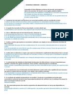 Economia e Mercado - Unidade II.docx