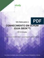 SCRUMstudy SBOK Guide 2013 Portuguese