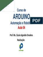 Curso Arduino Aula04