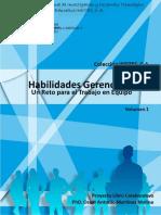 Habilidades Gerenciales_ [Oscar Antonio Mtz, Coleccion INDTEC]